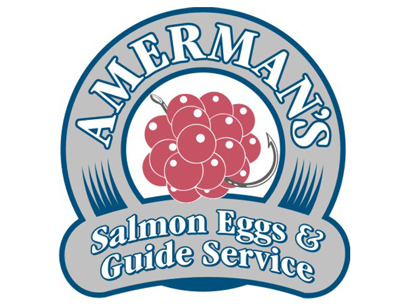 Amermans Logo by Coho Design