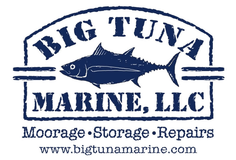 Big Tuna Marina Logo by Coho Design