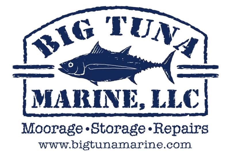 Big Tuna Marina Logo by Coho Design