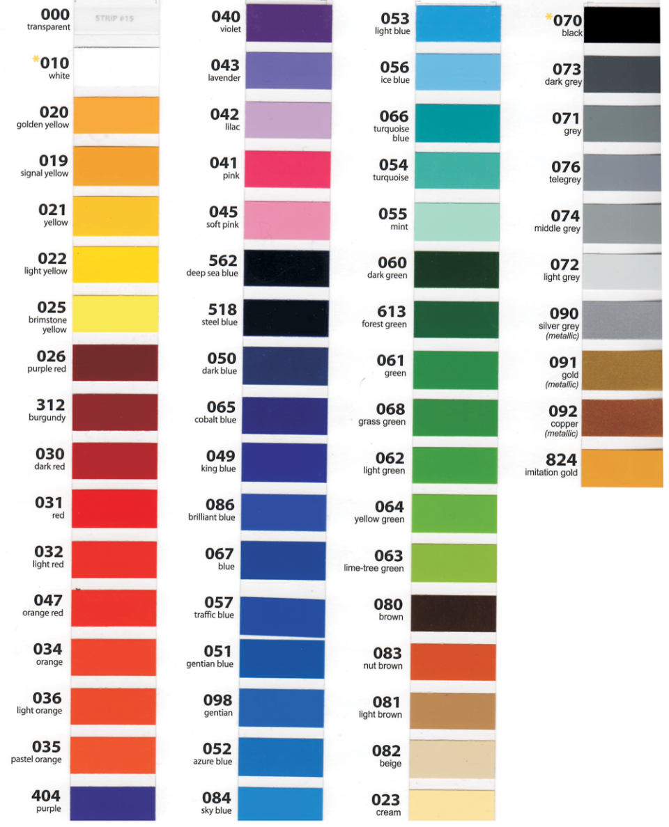 Coho Design Color Optionscoho-design-color-options