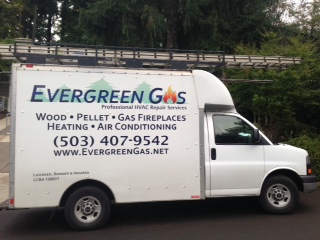 Evergreen Gas Truck Decal By Coho Design