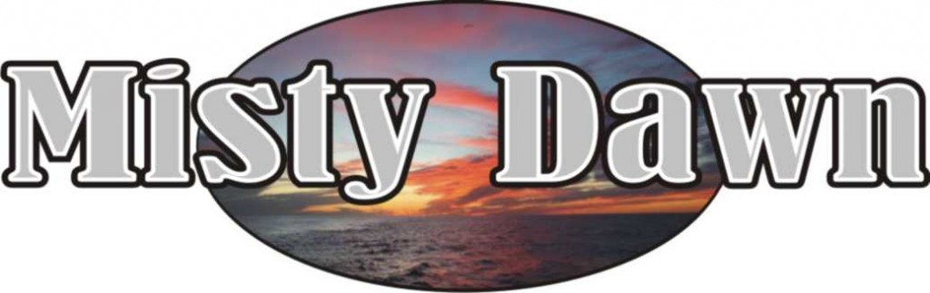 Misty Dawn Boat Graphic By Coho Design