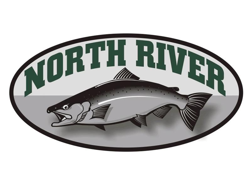 North River Logo by Coho Design