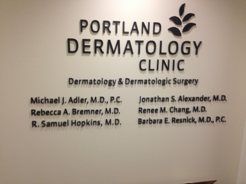 Portland Dermatology Clinic by Coho Design