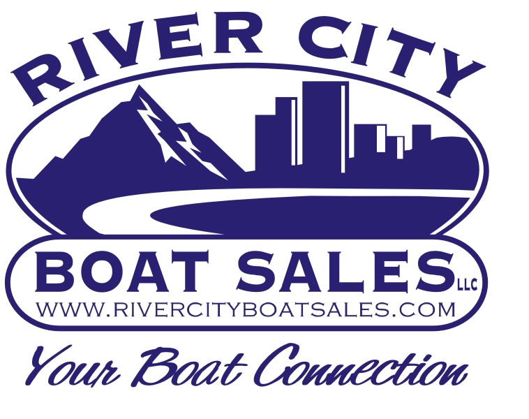 River City Boat Sales Logo by Coho Design