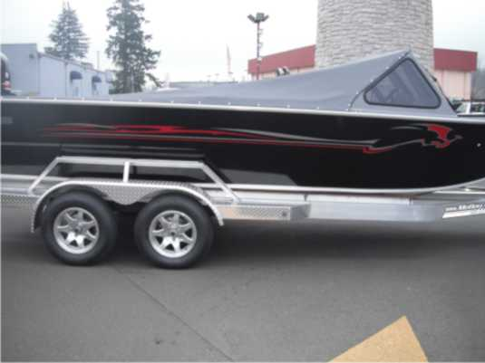 Coho Design Portland OR Boat Graphics Illustrations Logos - Custom vinyl decals portland oregon