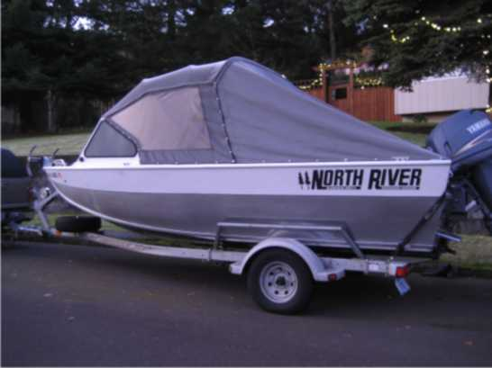 Coho Design Makes Boat Graphics and Custom Vinyl Boat Wraps