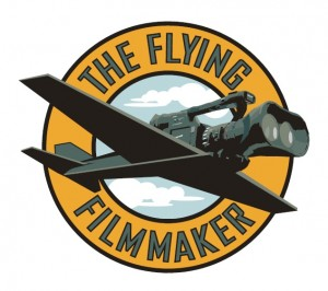 The Flying Filmmaker Logo by Coho Design