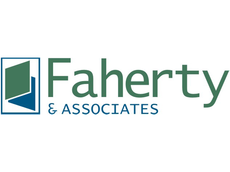 Faherty and Associates Logo by Coho Design