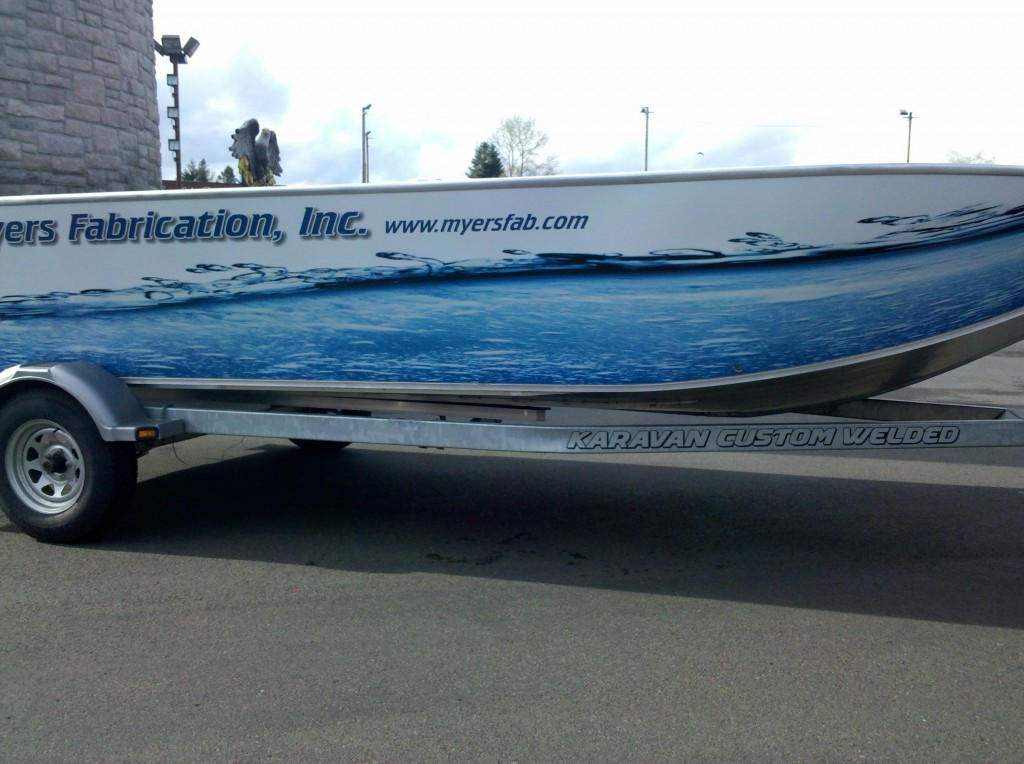 custom digitally printed vinyl wraps gallery 3 - Boat Graphics Designs Ideas