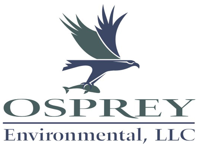 Osprey Environmental Logo by Coho Design